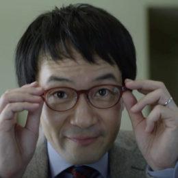 メガネの田中「メガネ生活、変わる篇」